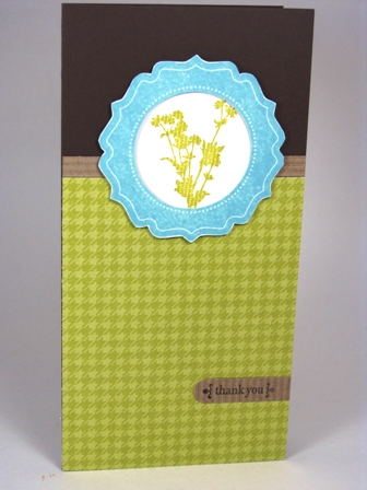 All Images Copyright Stampin' Up!   Stamped by Kimberly Allen