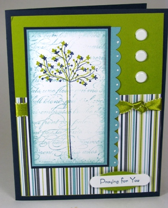 All Images copyright Stampin' Up! Stamped by Jan Cramer