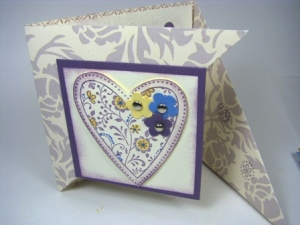 Stamped by Jackie Walker.  All Images copyright Stampin' Up!