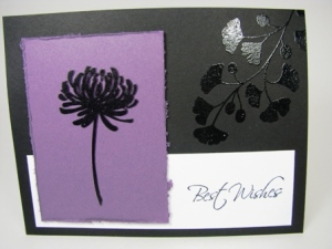 Stamped by Jennifer Crakes.  All Images Copyright Stampin' Up!