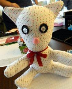 Michelle Phillips:  cutie made with SU fabric