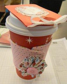 Diane Olivi:  Coffee gift