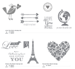 whole lot of love stamp set