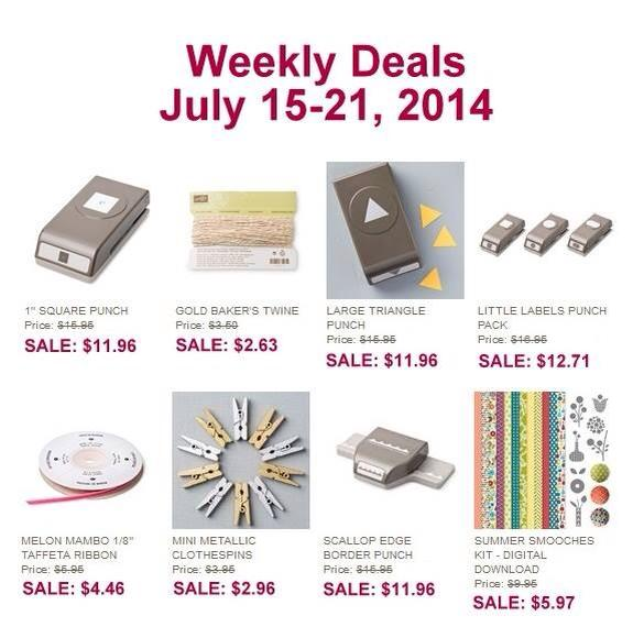 weekly deals july 15