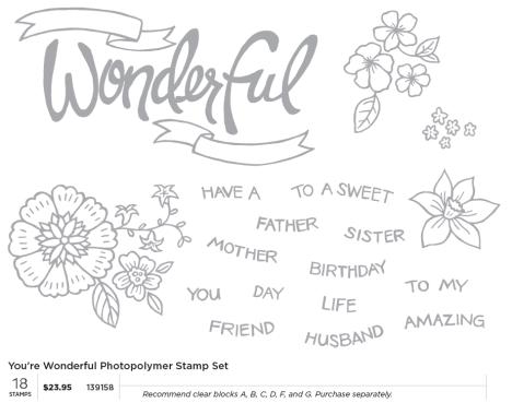 youre wonderful pp