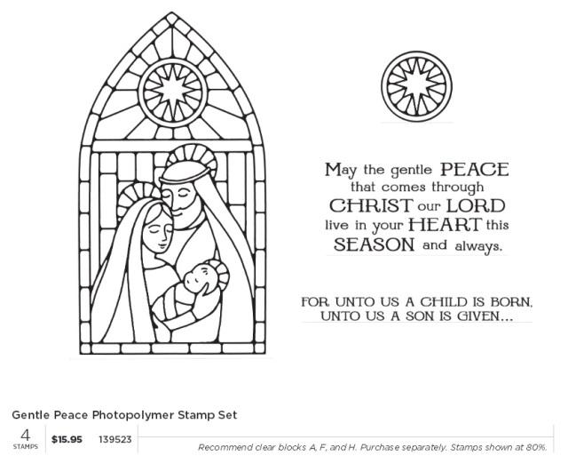gentle peace pp
