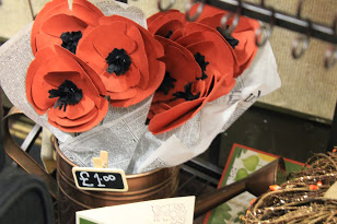 Stampcation 2014 poppies