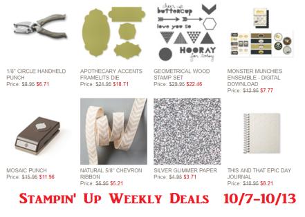 weekly deals 107