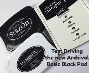 ink pad test drive