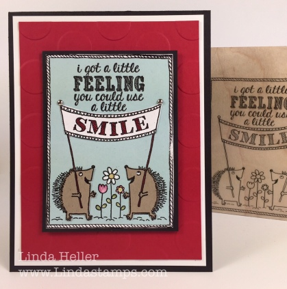 A little Smile Linda Heller