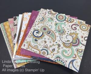 2016 Holiday Catalog Paper Shares Linda